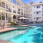 25 Metre heated pool & spa