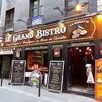 Latin Quarter dining