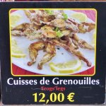 Local delicacy Latin Quarter