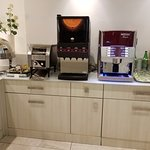 That coffee machine is the bomb!