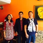 Amazing owners and hosts of Kathmandu Prince Hotel