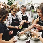 Photo de Cooking Classes in Rome