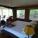 Rhino River Camp foto