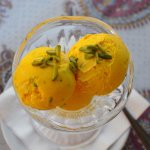 Bastani Sonati - Persian saffron Ice Cream
