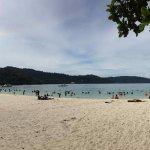 Sapi Island in wide angle