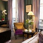 Foto de Hotel Villa d'Estrees
