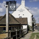 The Cromwell Arms - real Hampshire hospitality