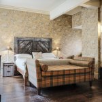 The White Buck - stay a while in one of our sixteen sumptuous rooms