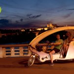 Riksha Prague - Eco-friendly Sightseeing and transfers in Prague