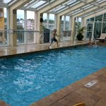 The indoor pool at Shorecrest I