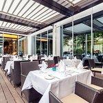 Summer Patio Restaurant Rienäcker
