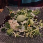 Amazing crab salad