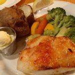 Timbers Restaurant Chilean Sea Bass