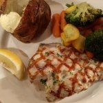 Timbers Restaurant Red Grouper