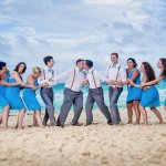 Perfect wedding at Sandos Playacar