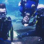 Always fun taking underwater pictures