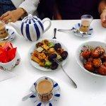 Arabic sweets and coffee!