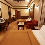 Supeior Four Bedded Non View Room