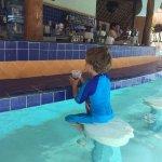 Foto de Aquamarina Beach Hotel