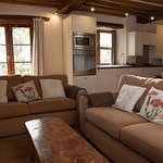 Wheelwrights - Kitchen and Living Room