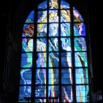 Basilica of St Francis - stained glass