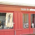 Façade et entrée du musée