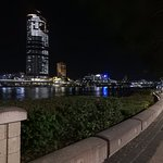 Lovely path around the Brisbane river for a walk or a jog