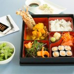 business lunch bento
