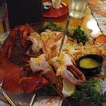 Lobster Milanese