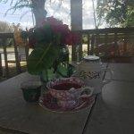 Foto van Cup-N-Kettle Tea House