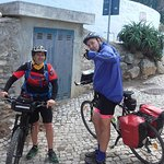 Pilgrins staying at wayra. We are part of the path to CAMINO DE SANTIAGO AND CAMINO DE FATIMA