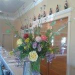 Garden Bouquet in the main tasting room