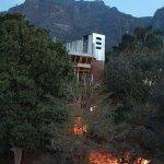 """Vista desde la terraza de Bungalow """" El Palomar """""""