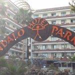 Foto de Hotel Indalo Park
