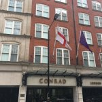 Conrad exterior