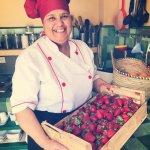 Mina notre cuisinière