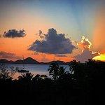 Sunset from ZoZo's