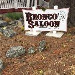 Bronco Saloon