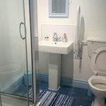 accessible bathroom facilities