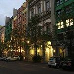 Photo de Mercure Hotel & Residenz Berlin Checkpoint Charlie