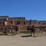 At Taos Pueblo