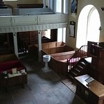 East Church Cromarty Interior