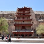 Photo of Mogao Caves