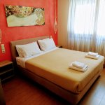 Main bedroom in highest villa