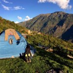 room with a view in Marampata