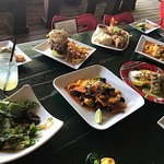 Tasty Apps, Super Salads, Lobster and more...