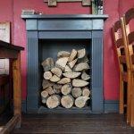 The Snug Fireplace