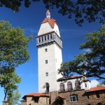 Heublein Tower Sep, 2014