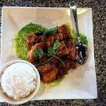 Chicken Lemongrass & Red Pepper