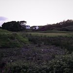 View of Seil Farm from road